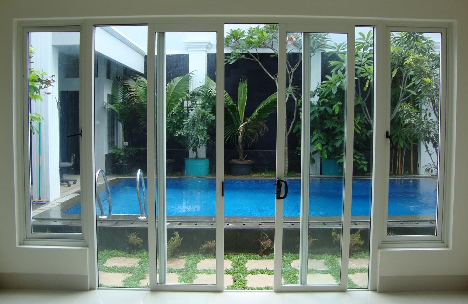 toko kusen pintu kusen pintu dan jendela kaca rumah